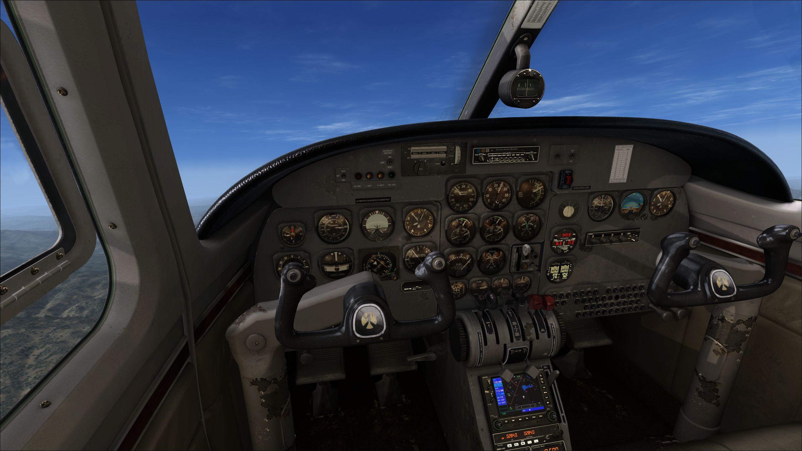 Carenado 500s shrike aero commander released!!! [Archive
