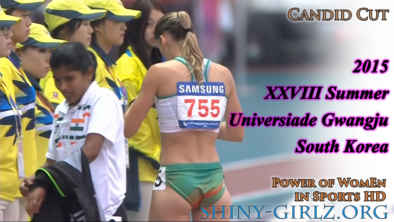 2015 – XXVIII Summer Universiade Gwangju South Korea – Candid Cut (1080p)