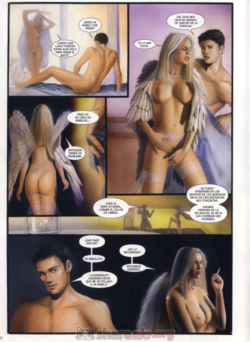 [ Angel Baby (Manga de una Angelita Ebria) ]: Comics Porno Manga Hentai [ p9mnAwFJ ]