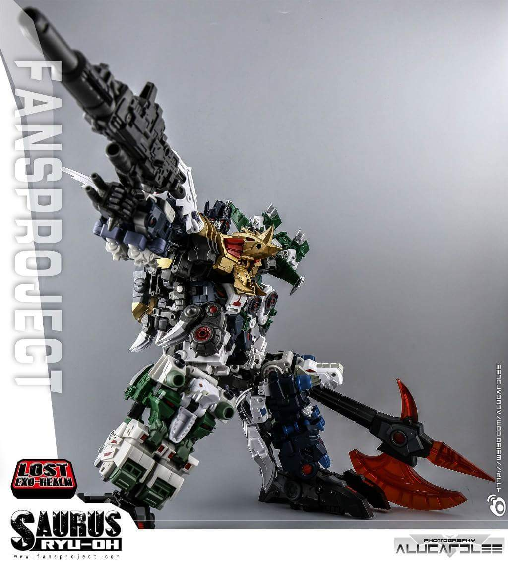 [FansProject] Produit Tiers - Jouet Saurus Ryu-oh aka Dinoking (Victory) | Monstructor (USA) - Page 2 Xbn81lgn