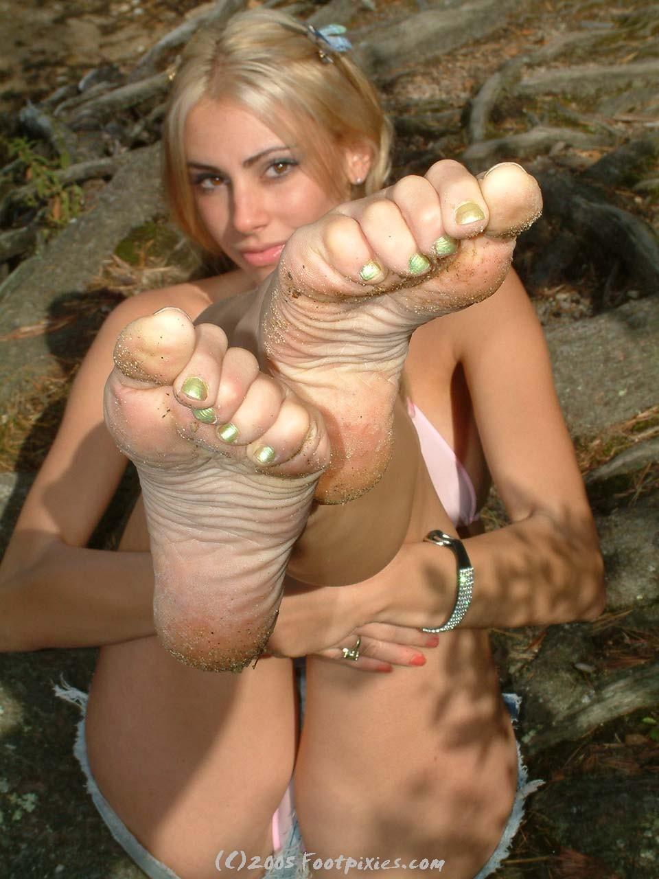Tubo de fetichismo de pies de Brasil