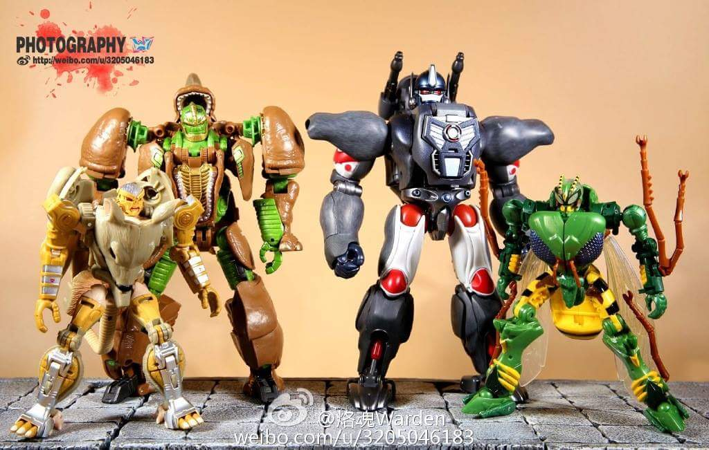 [Masterpiece] MP-32, MP-38 Optimus Primal et MP-38+ Burning Convoy (Beast Wars) - Page 3 RFJ8DAip
