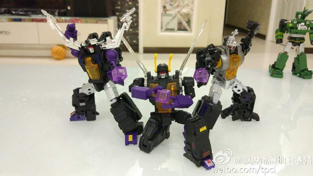 [Fanstoys] Produit Tiers - Jouet FT-12 Grenadier / FT-13 Mercenary / FT-14 Forager - aka Insecticons - Page 4 DF9GX4po