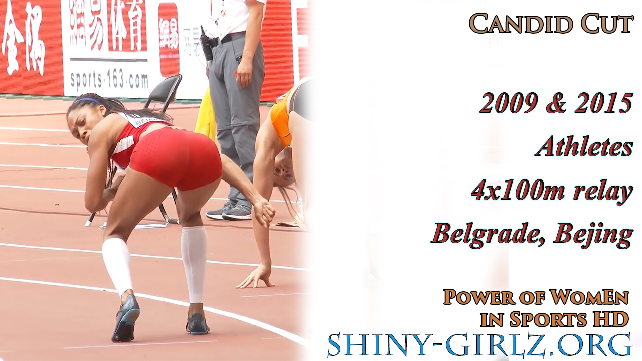 2009-2015 Athlete – 4x100m relay – Belgrade, Bejing