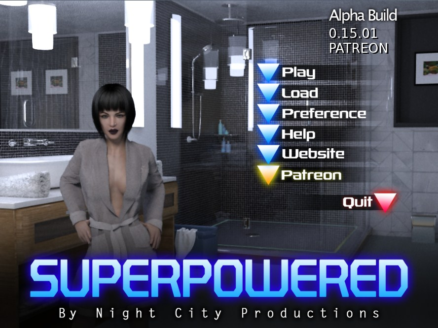 Superpowered - Version 0.15.02 Fix - Night City Productions