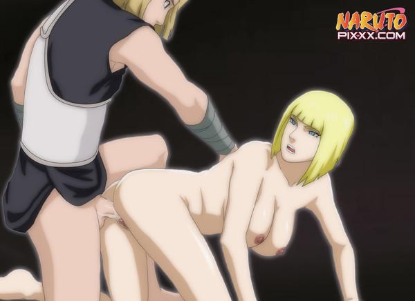 Samui follando con Atsui