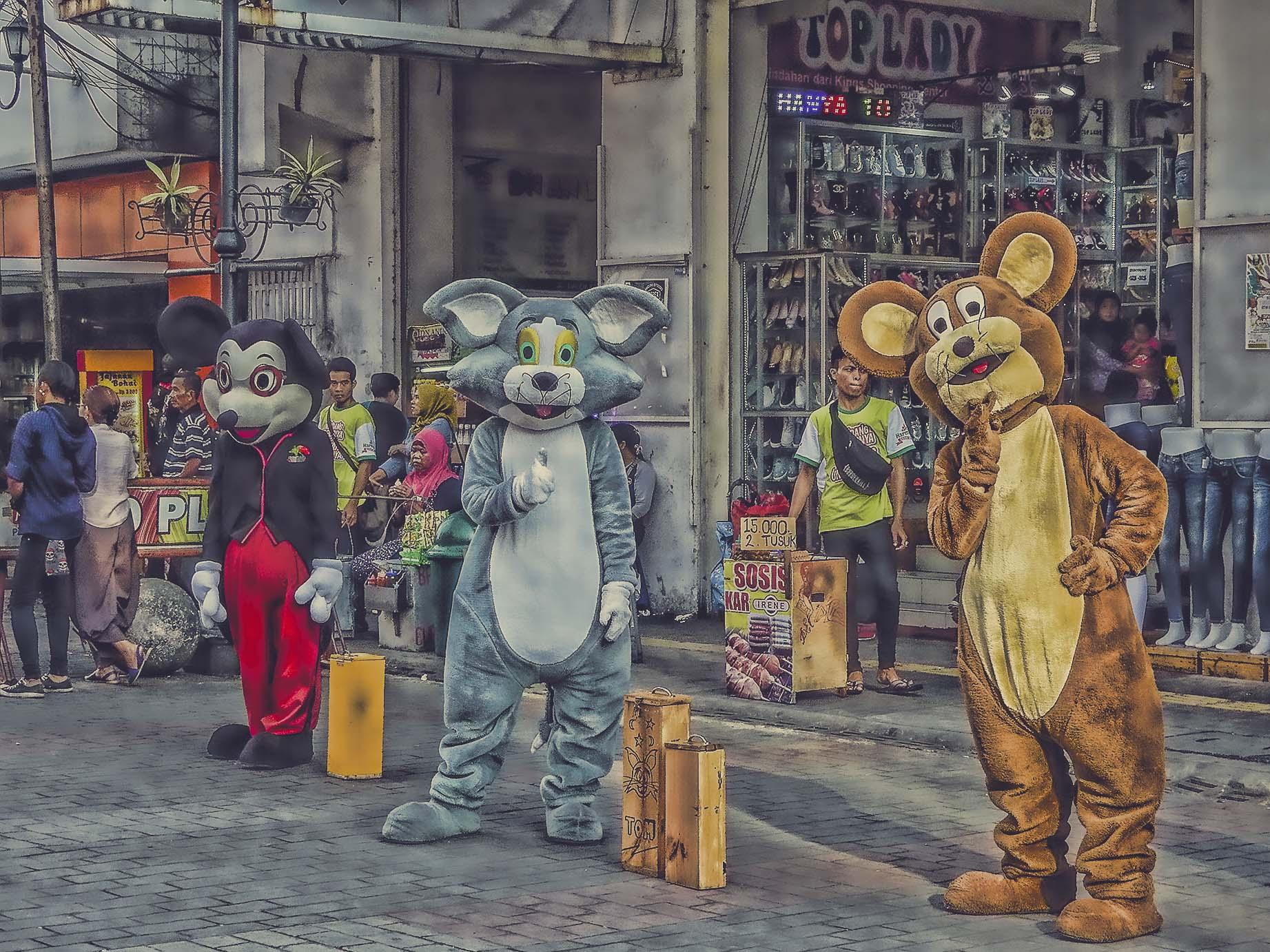 belajar street photography