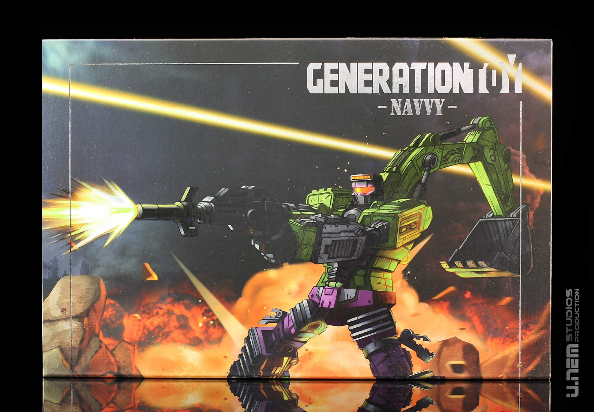 [Generation Toy] Produit Tiers - Jouet GT-01 Gravity Builder - aka Devastator/Dévastateur - Page 5 B2sytZ8G