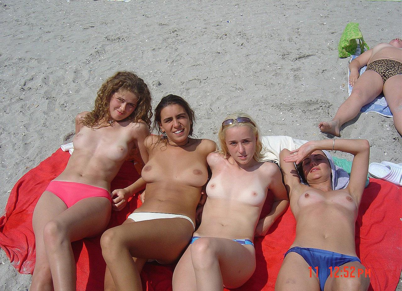 desnudos grupales