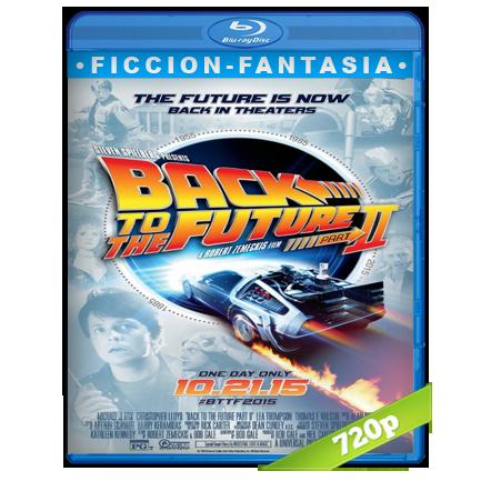 Volver Al Futuro 2 (1989) HD720p Audio Trial Latino-Castellano-Ingles 5.1