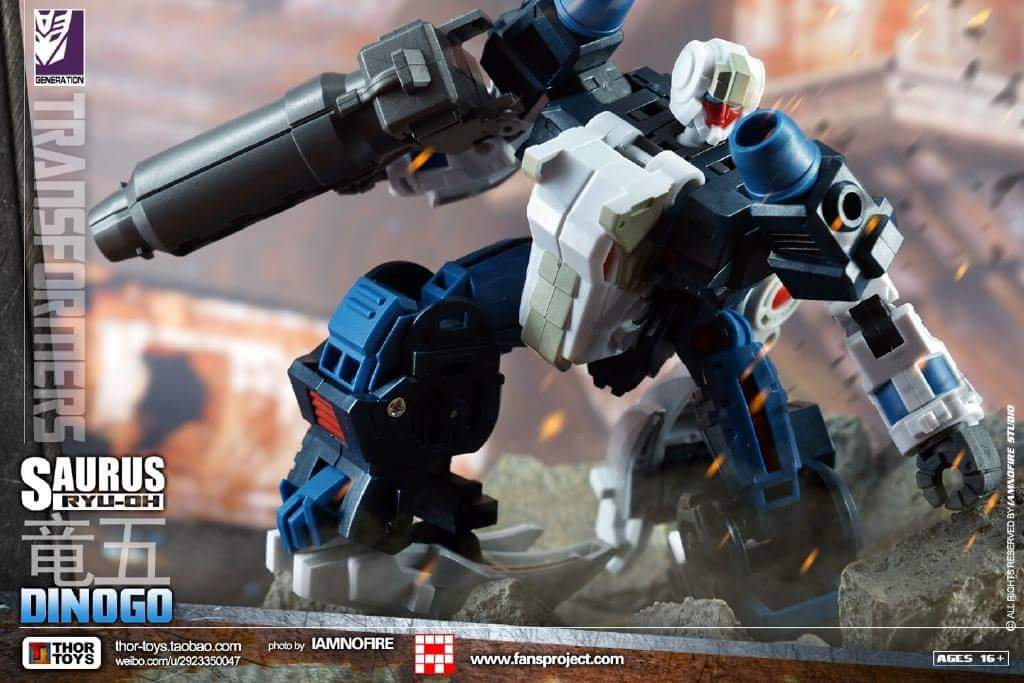 [FansProject] Produit Tiers - Jouet Saurus Ryu-oh aka Dinoking (Victory) | Monstructor (USA) - Page 2 QKYHtKJM