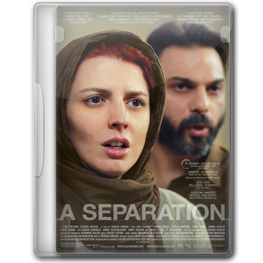 A Separation (2011) Blu-Ray UK 1080p AVC DTS-HD MA 3 0