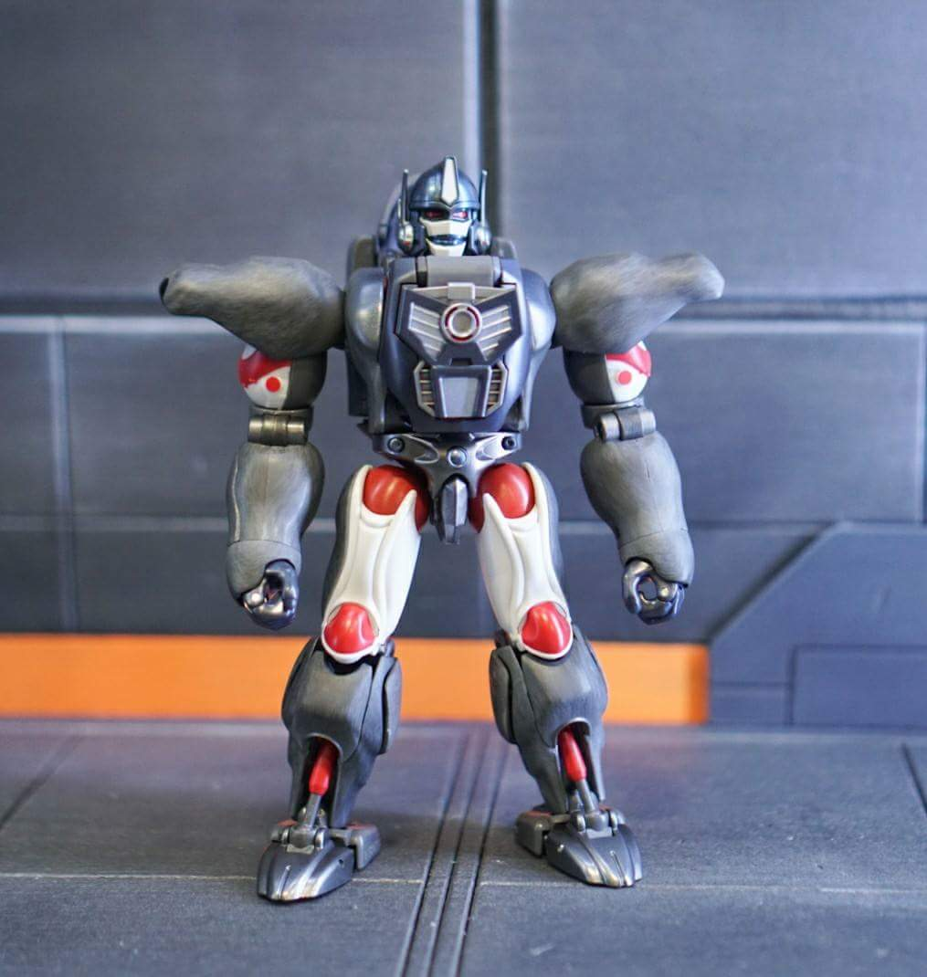 [Masterpiece] MP-32, MP-38 Optimus Primal et MP-38+ Burning Convoy (Beast Wars) - Page 3 RtarVyxe