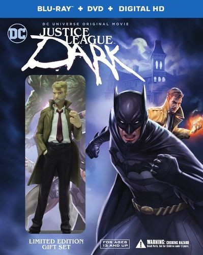 Justice League Dark (2017) HD 1080p Latino