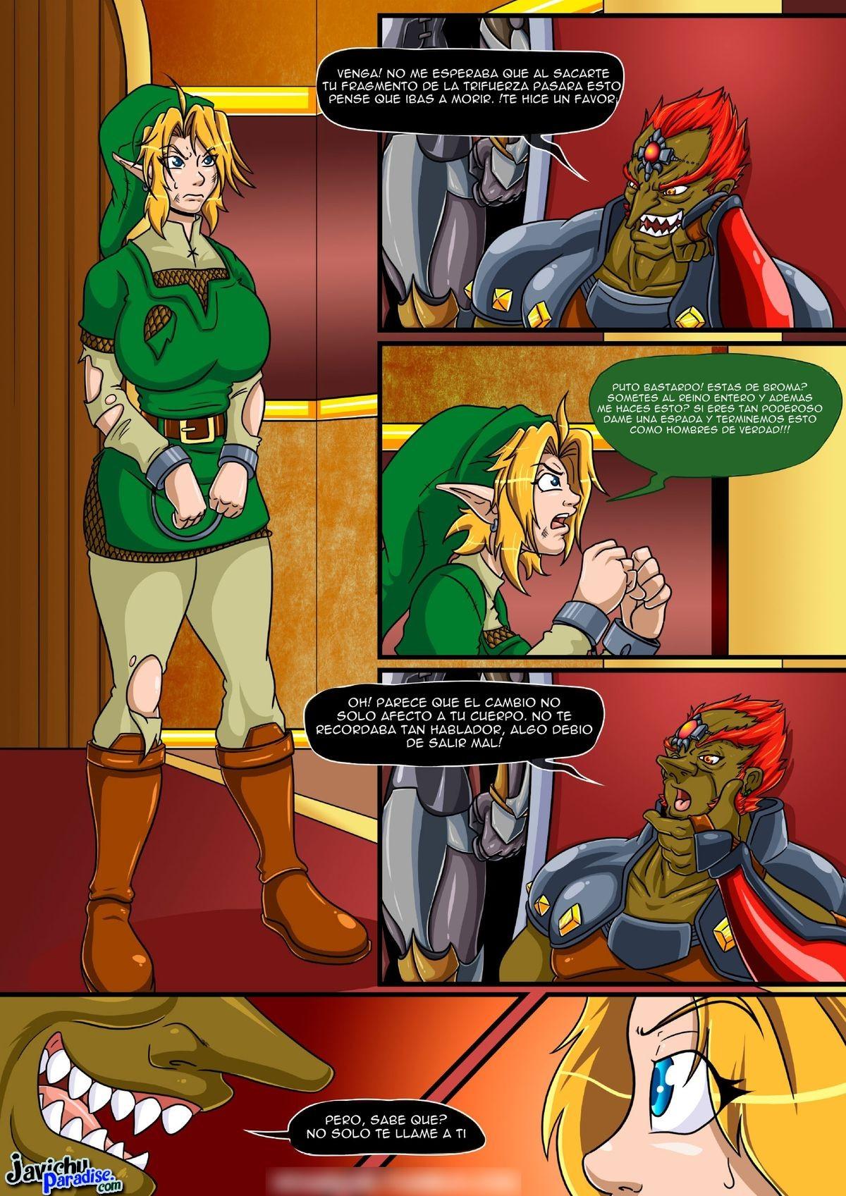 Legend Of Zelda Porno 43