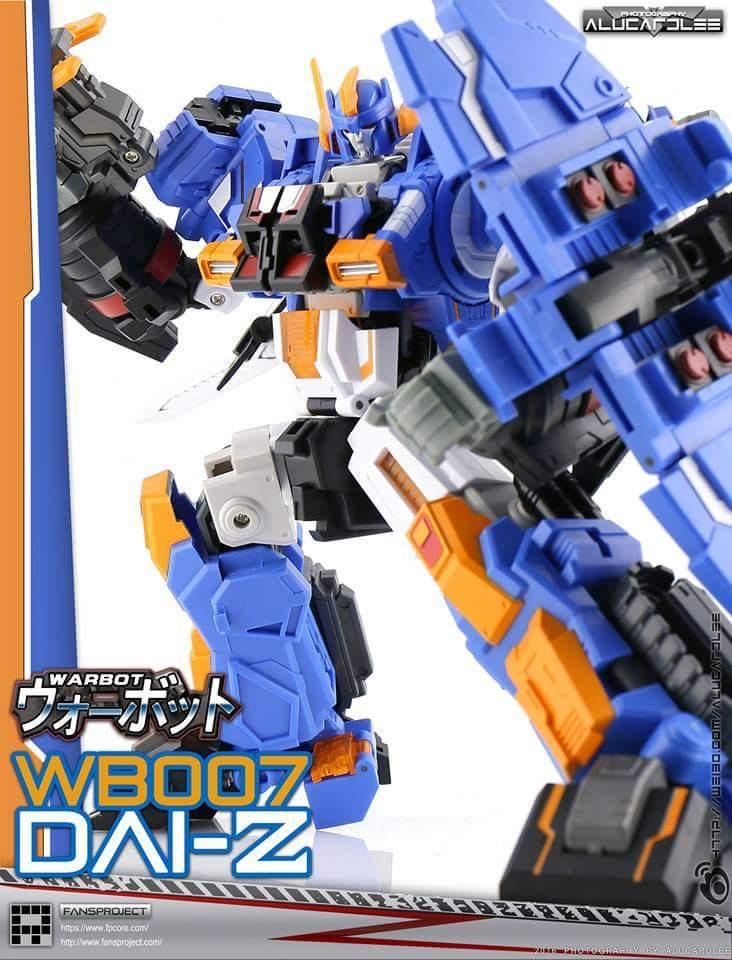 [Fansproject] Produit Tiers - Jouet WB-007 Dai-Z - aka Dai Atlas (Transformers Zone) E9IwF9lB
