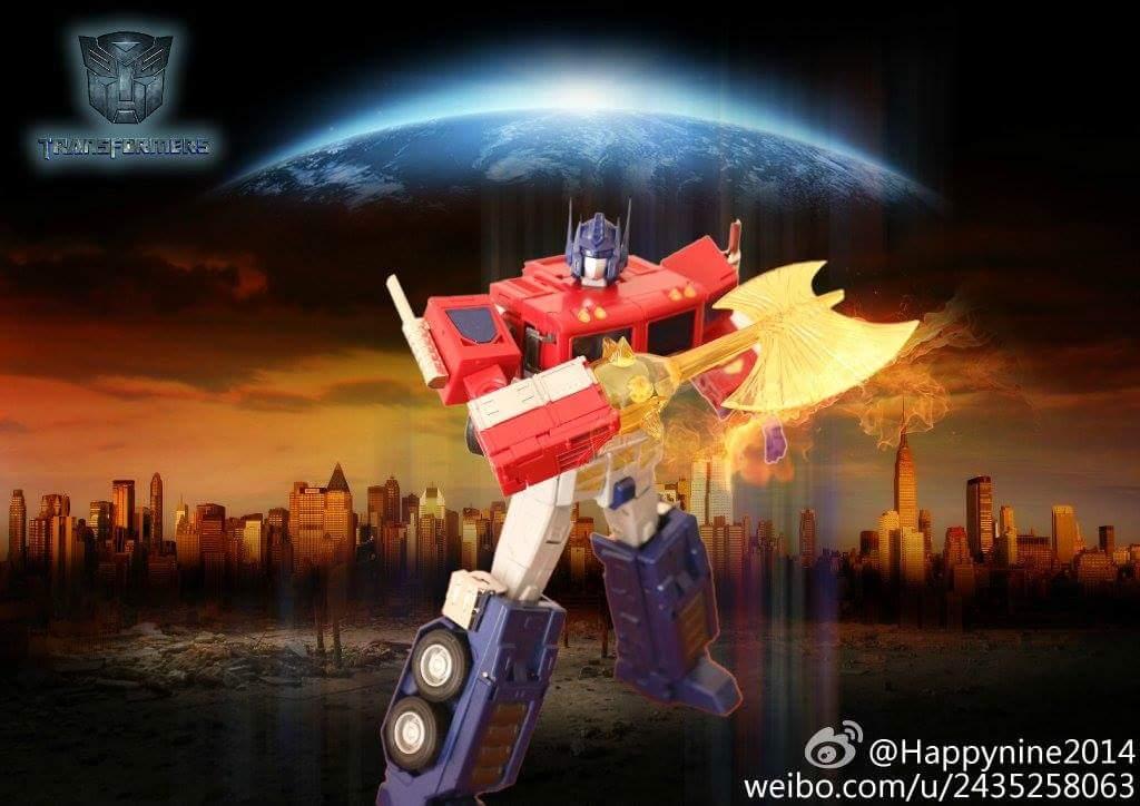 [ToyWorld][ZetaToys] Produit Tiers - TW-M01 Primorion/Zeta-EX6O OriPrime et Zeta -EX6E EvaPrime - aka Optimus (G1 et Evangelion) - Page 2 CMRQU1qh