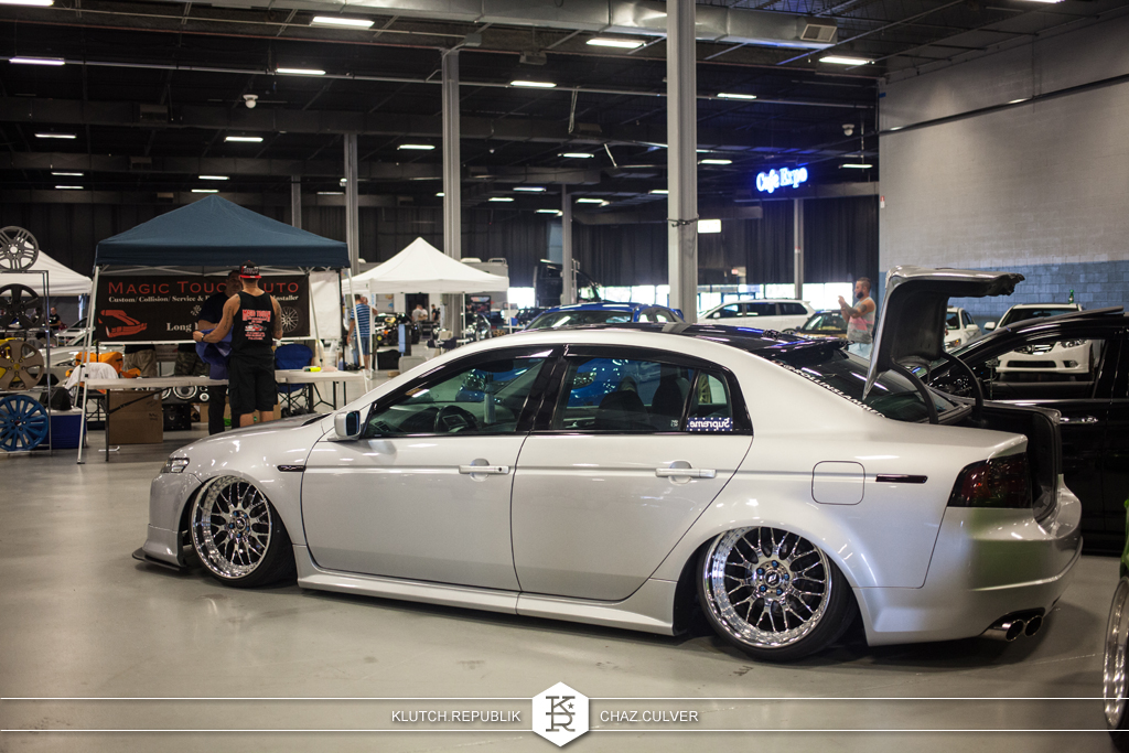 acura TL work wekfest east 2014