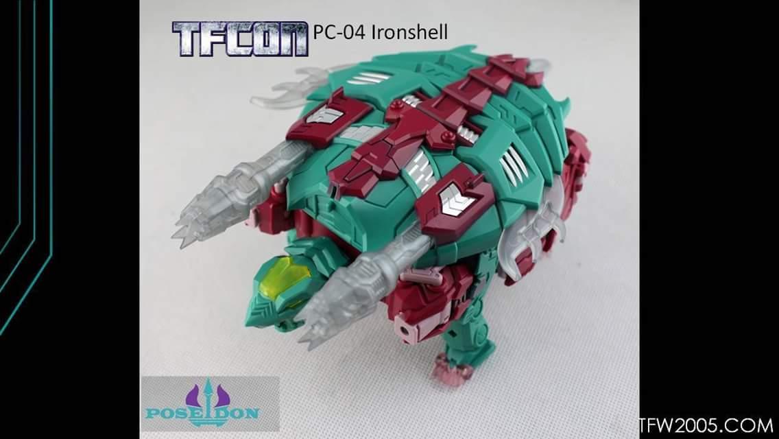 [TFC Toys] Produit Tiers - Jouet Poseidon - aka Piranacon/King Poseidon (TF Masterforce) - Page 3 BJGWgC8Y