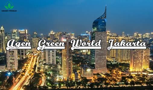 Agen Green World Jakarta