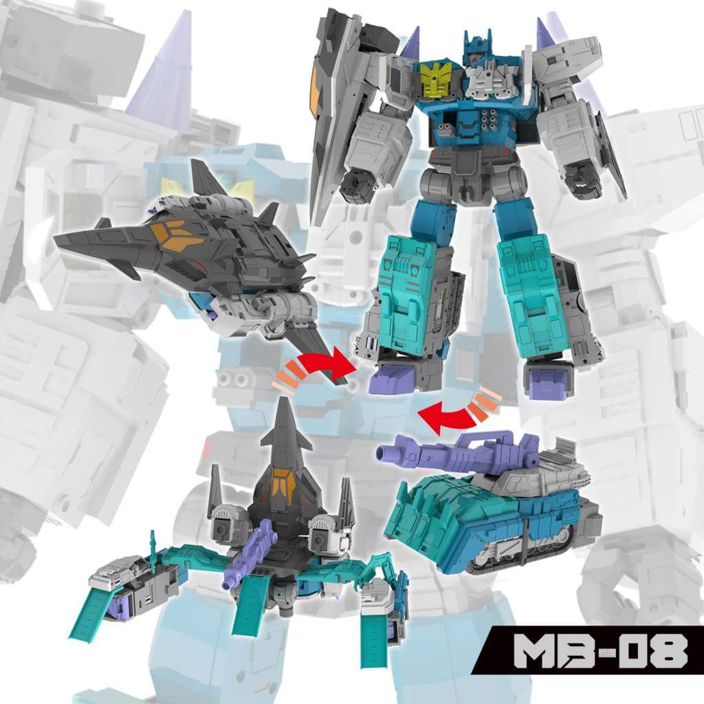 [FansHobby] Produit Tiers - Master Builder MB-08 Double Evil - aka Overlord (TF Masterforce) Tny6Y7LK