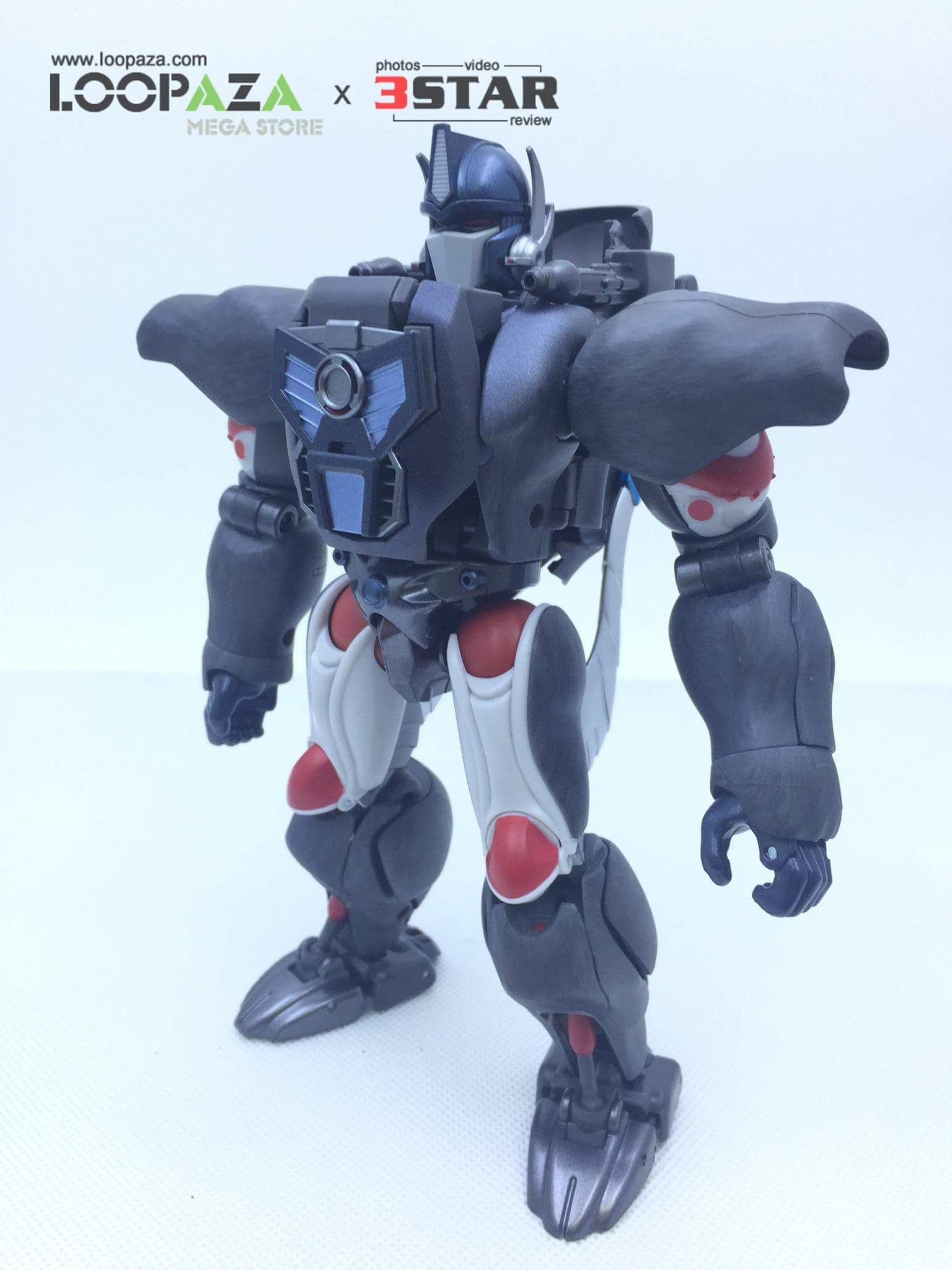 [Masterpiece] MP-32, MP-38 Optimus Primal et MP-38+ Burning Convoy (Beast Wars) - Page 3 Y4aFqVr2