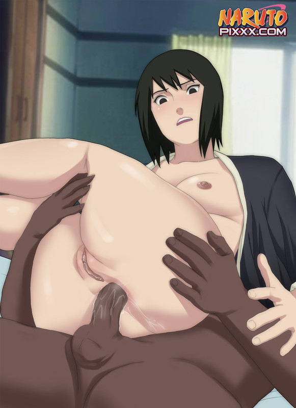 sexo anal interracial shizune