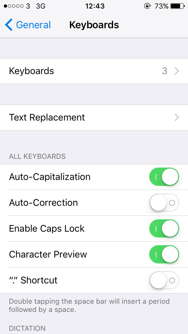 menampilkan logo apel pada teks