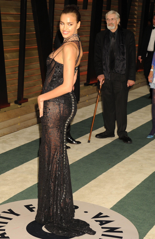 Irina Shayk - 2014 Vanity Fair Oscar Party