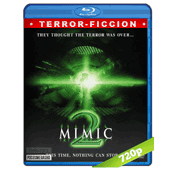 Mimic 2 El Descubrimiento (2001) BRRip 720p Audio Trial Latino-Castellano-Ingles 5.1