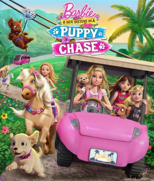 Barbie i siostry na tropie piesków / Barbie & Her Sisters in a Puppy Chase(2016) PLDUB.DVDRip.Xvid-WZ / Dubbing PL