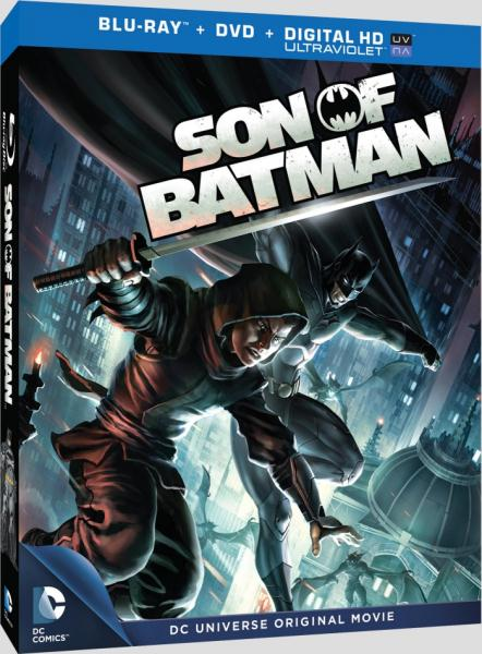 Son of Batman (2014) BRRip 500MB nItRo