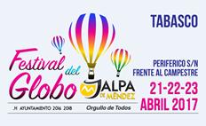 Vuela sobre el Edén en el Primer Festival del Globo