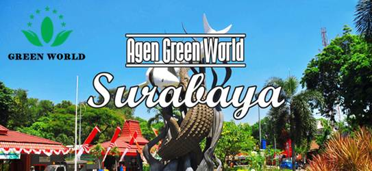 Agen Green World Surabaya