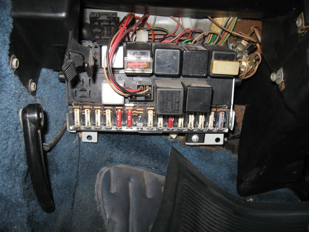1994 Mustang Sn95 Fuse Box Diagram