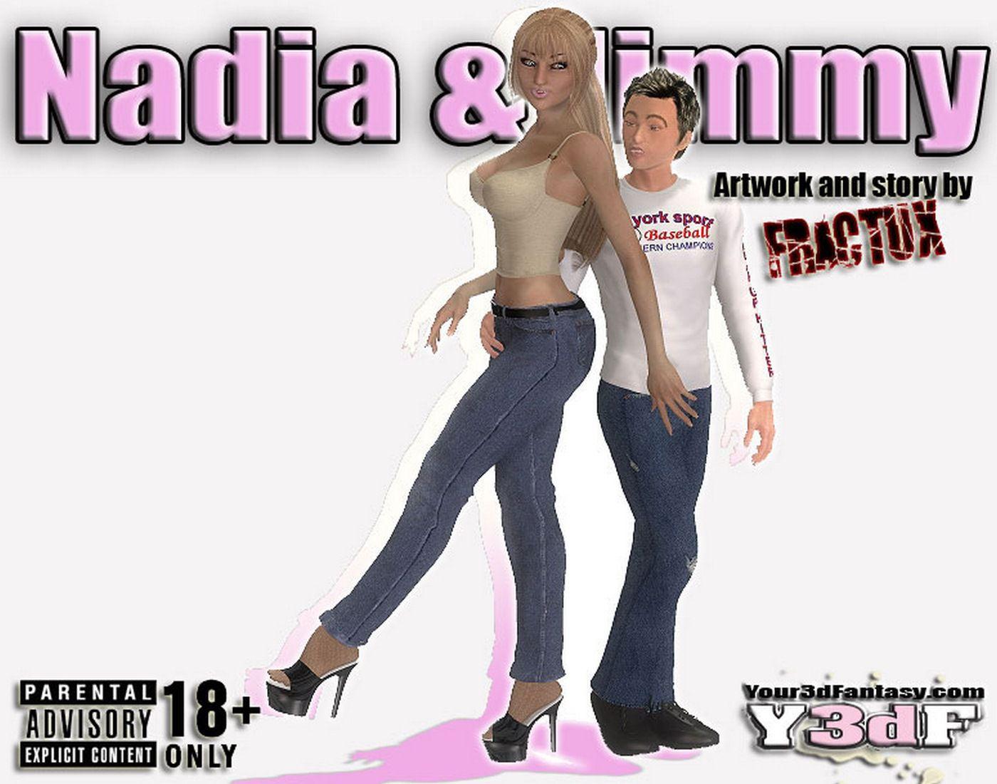 Y3DF - Nadia & Jimmy 1 4