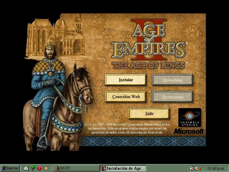 Juegos De Los 90 Andando En Windows 98 En El 2017 Juegos