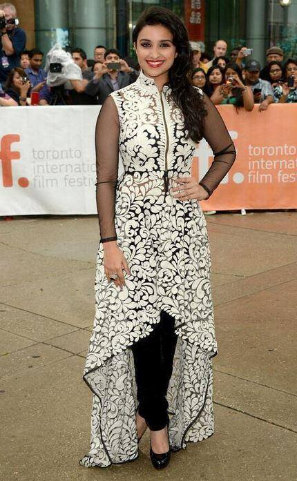 Parineeti Chopra Snapped At Toronto International Film Festival AchLYlhT