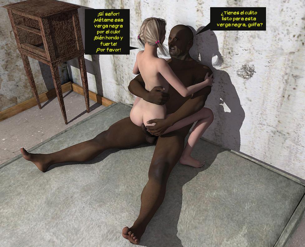 A good interracial trheesome 10