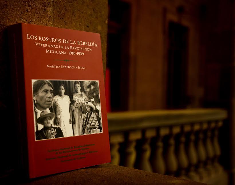 Libro rescata los rostros de las mujeres que hicieron la Revoluci&oacut