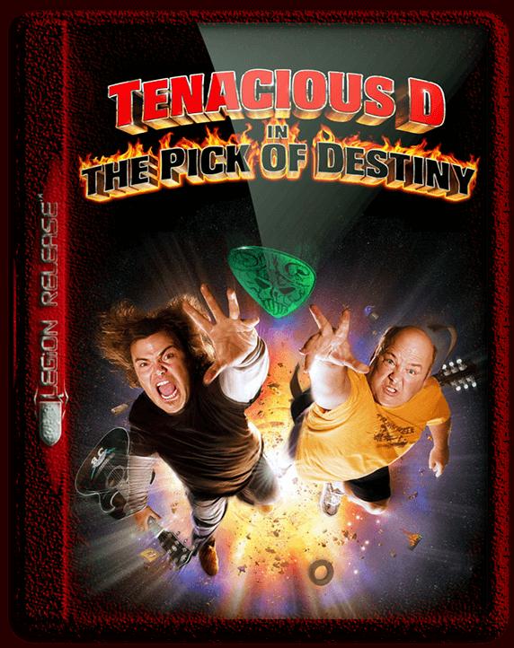 Tenacious D in The Pick of Destiny 720p MEGA