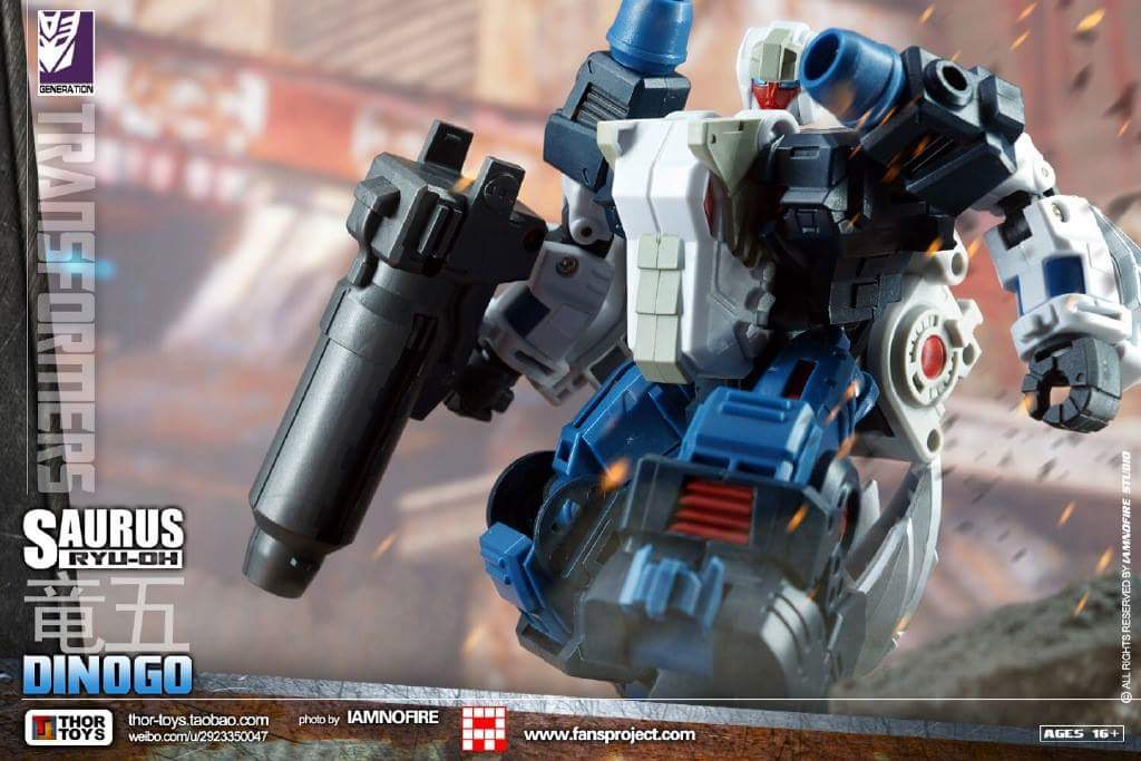 [FansProject] Produit Tiers - Jouet Saurus Ryu-oh aka Dinoking (Victory) | Monstructor (USA) - Page 2 9wzdOYcH