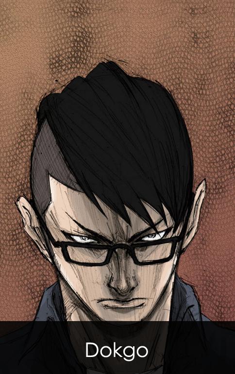 อ่านการ์ตูน Dokgo