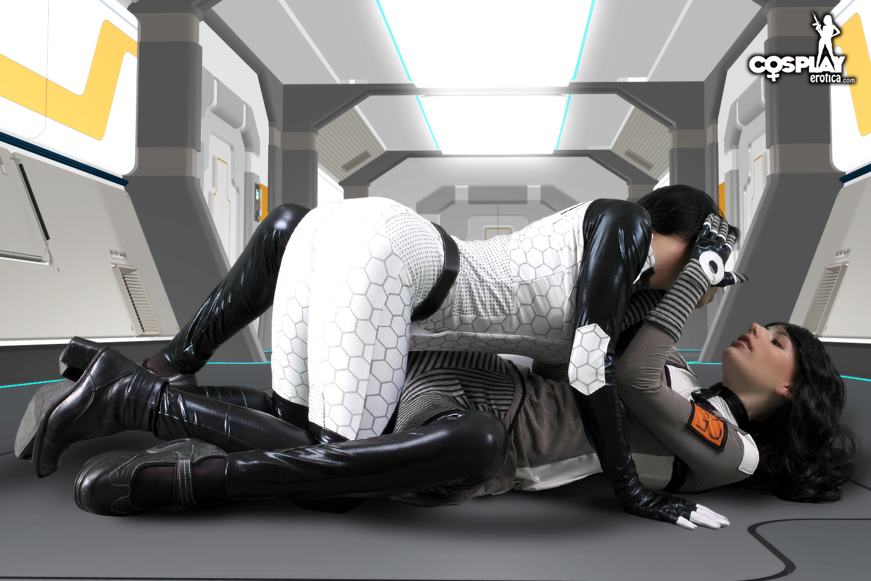 Vr Porn Video Game Bioshock Parody Hard Dick Riding on Vr