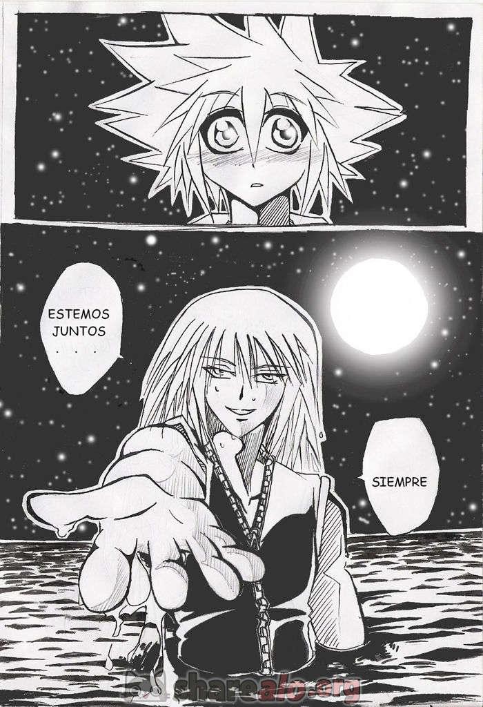 [ Unknown Kingdom Hearts Yaoi Doujin (Sora y Riku Sexo Caliente) ]: Comics Porno Manga Hentai [ Krr6l2Qo ]