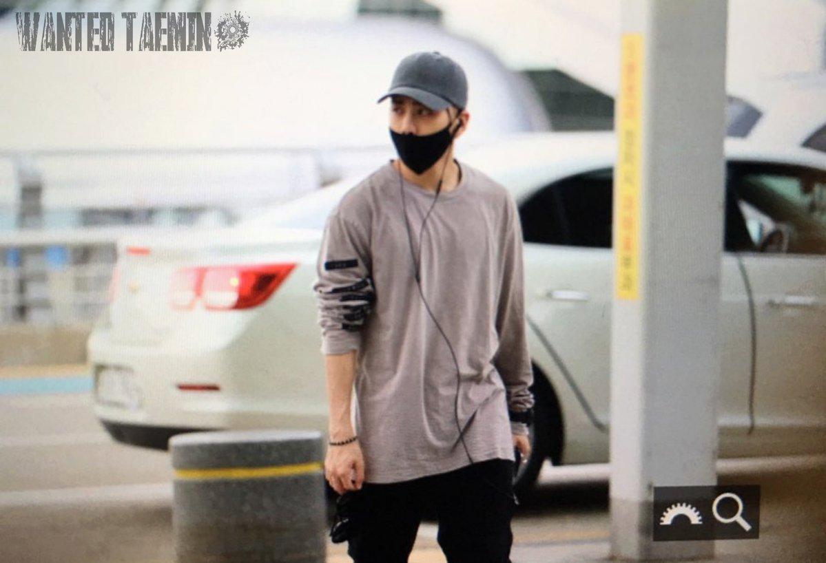 [IMG/160715] Jonghyun, Key @ Aeropuerto Incheon hacia Japón. 3O8lpCrC