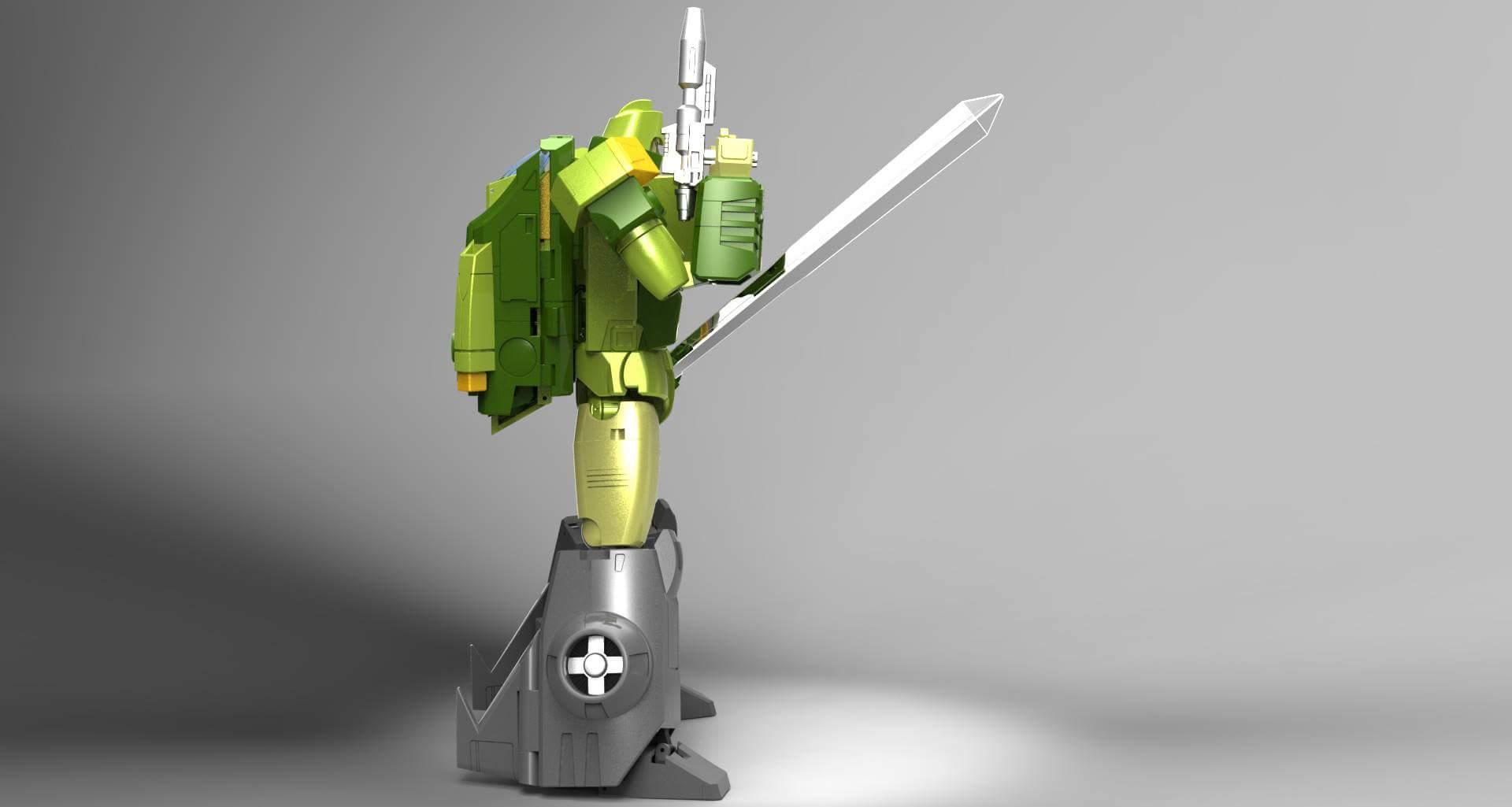 [X-Transbots] Produit Tiers - Jouets MX-10 Virtus - aka Springer/Ricochet L3G50GCY