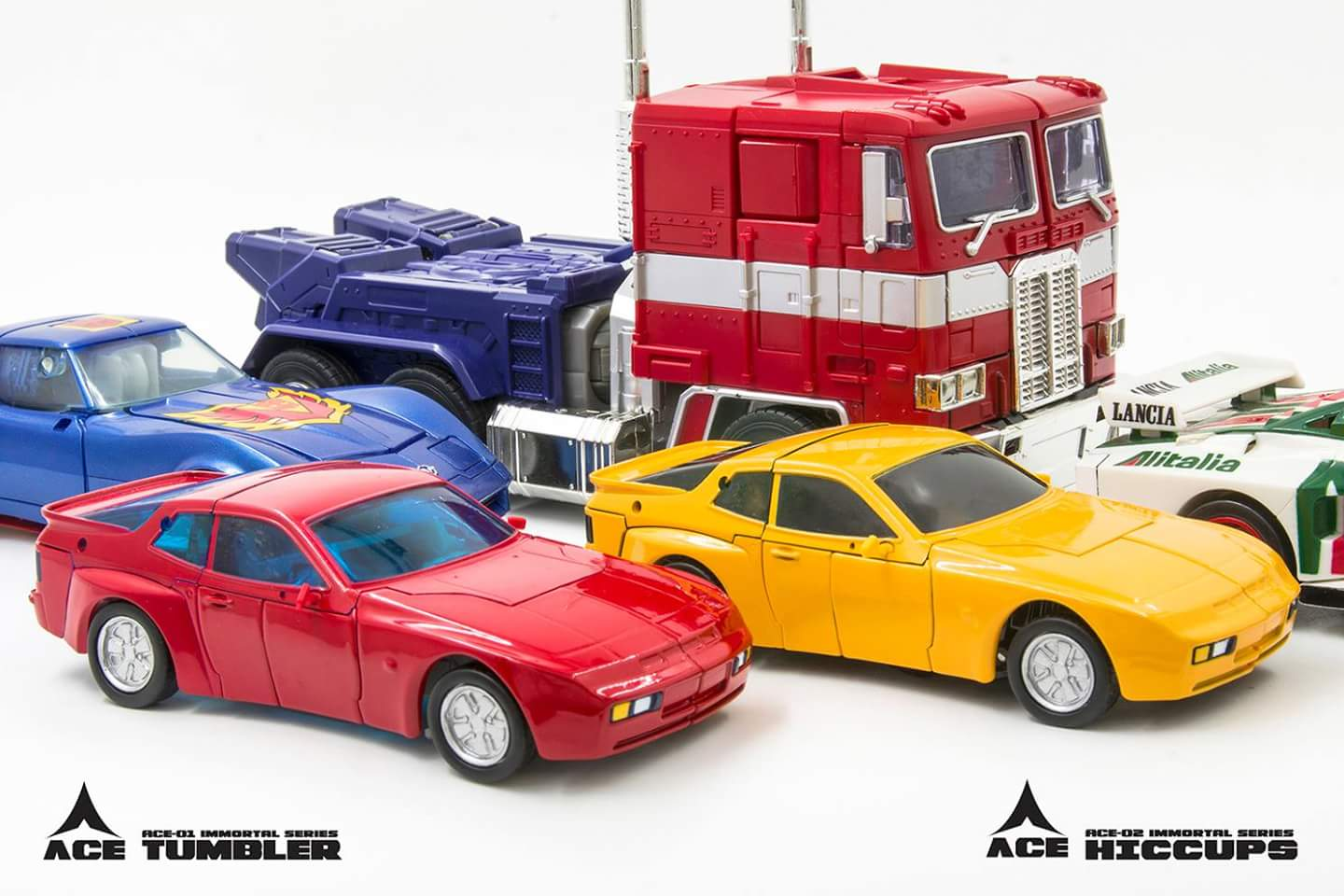 [ACE Collectables] Produit Tiers - Minibots MP - ACE-01 Tumbler (aka Cliffjumper/Matamore), ACE-02 Hiccups (aka Hubcap/Virevolto), ACE-03 Trident (aka Seaspray/Embruns) O49PsugH