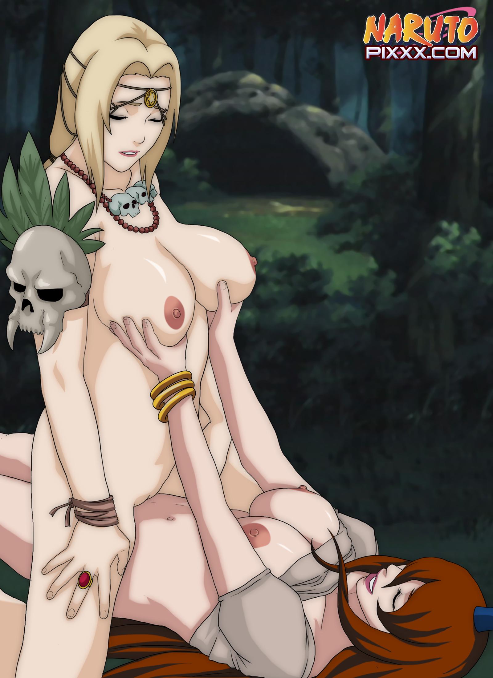 Naruto Pixxx Hentai Toda la Colección Actualizaciones II