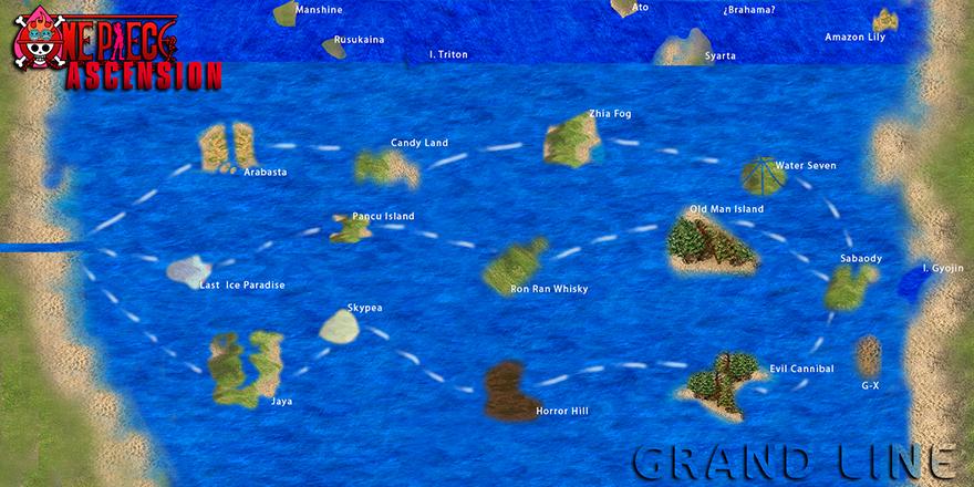 Grand Line RvlbdyjV